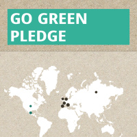 Infographic: Go Green Pledge | infogr.am